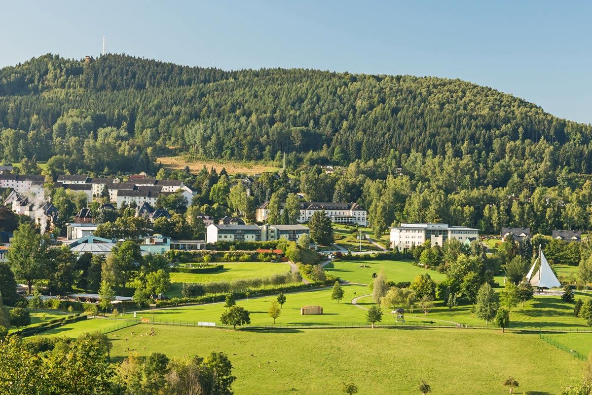 Zum Wellness-Urlaub ins malerische Erzgebirge 1