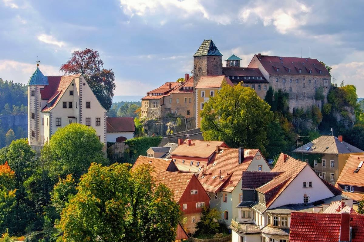 Burgruine Hohnstein Südharz