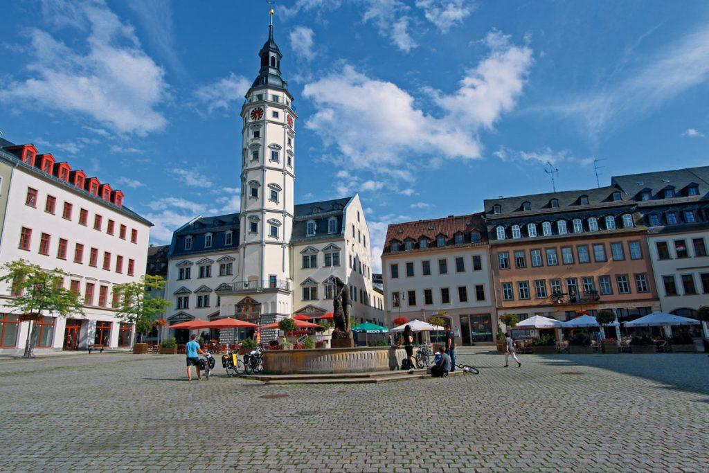 Gera Marktplatz