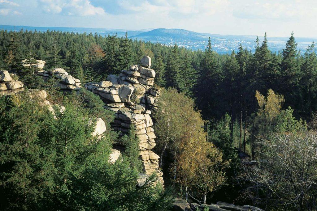 Greifensteine bei Ehrenfriedersdorf