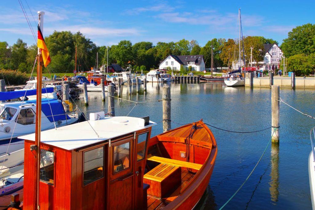 Hafen Kloster Hiddensee