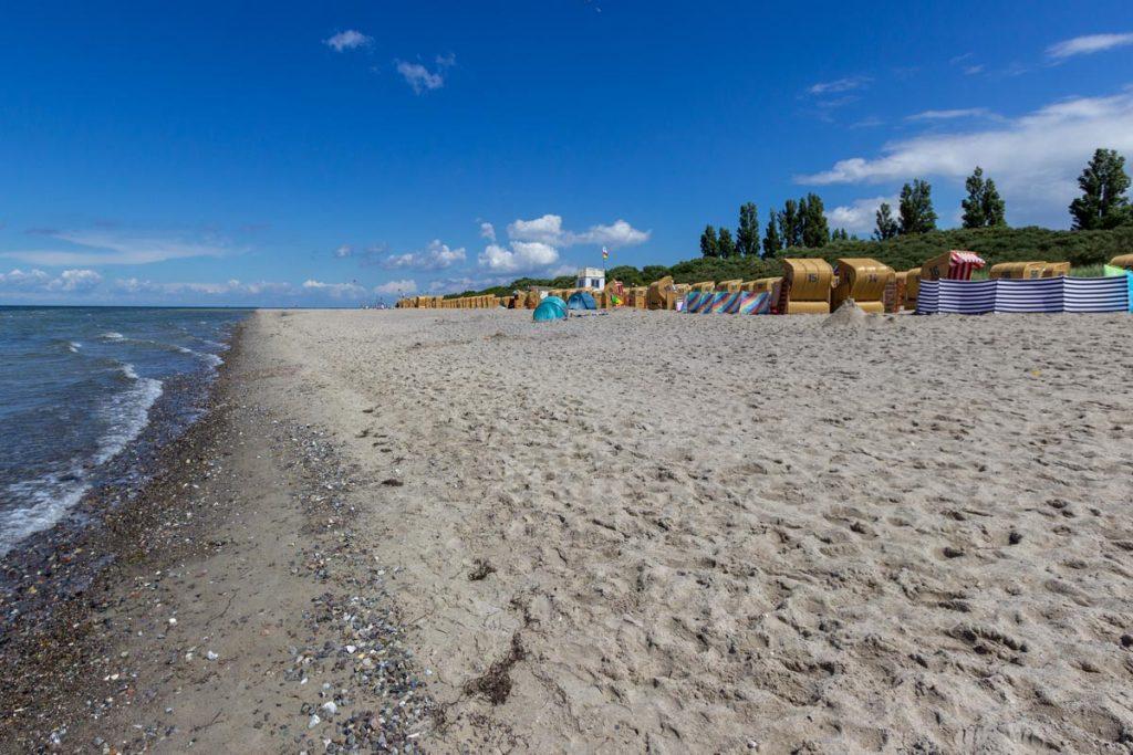 Strand Insel Poel