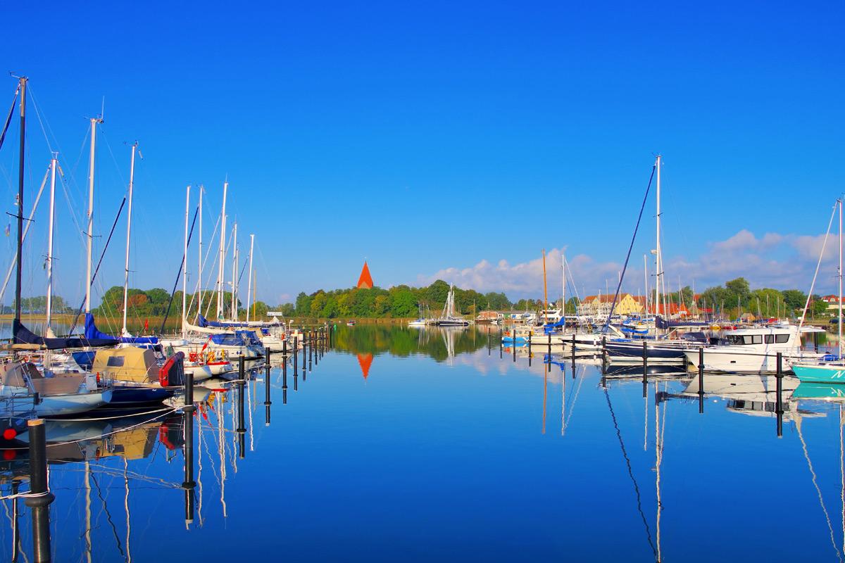 Poel Hafen Kirchdorf