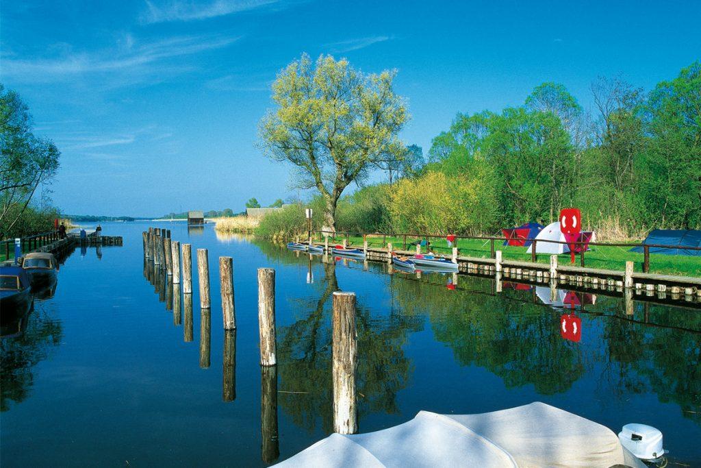 Wesenberg, Mecklenburgische Seenplatte