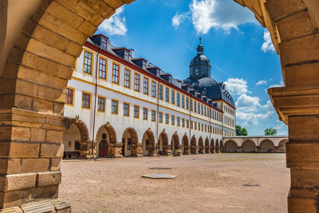 Schlosss Friedenstein